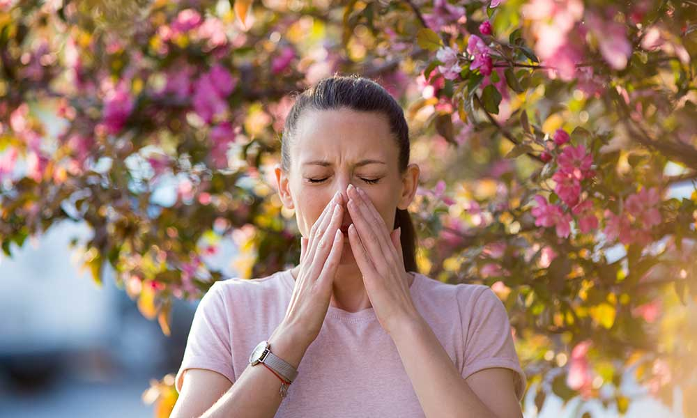 how to treat allergies