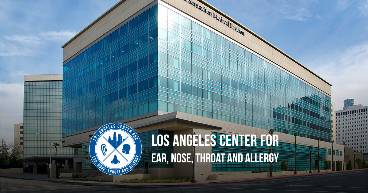 Los Angeles Center For Ear Nose Throat And Allergy
